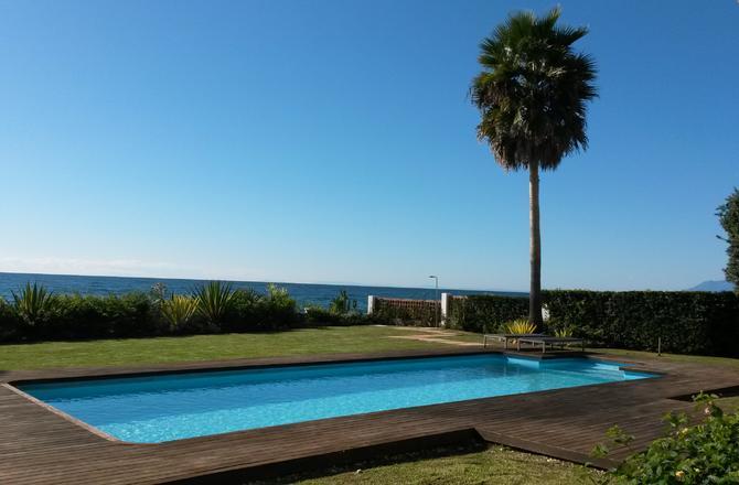 Heatpump underfloor heating and cooling for Villa in Marbella.