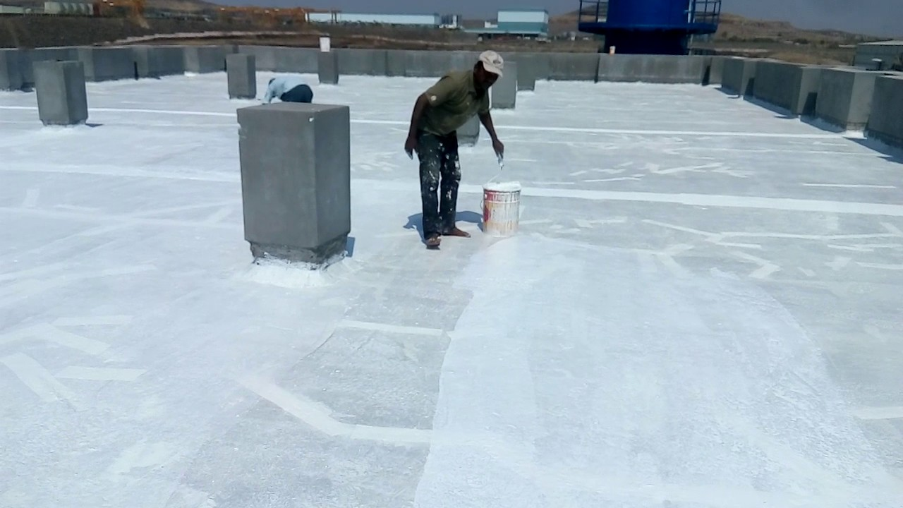 Damp proofing of Roofs & Terraces in Marbella, Costa del Sol